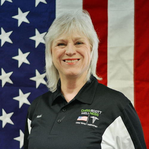 Vicki Rudh-Jones, Physical Therapist